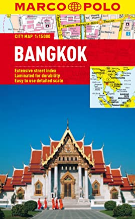 Marco Polo City Map Bangkok