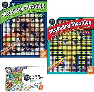 Best mystery mosaics book 7 Reviews