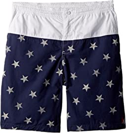 Polo Prepster Cotton Shorts (Big Kids)