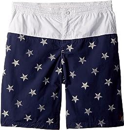 Polo Prepster Cotton Shorts (Big Kids)