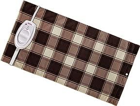 plaid heating pad