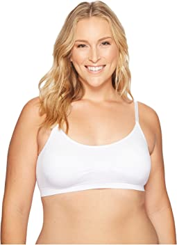 Coobie - Plus Size Strappy Scoopneck