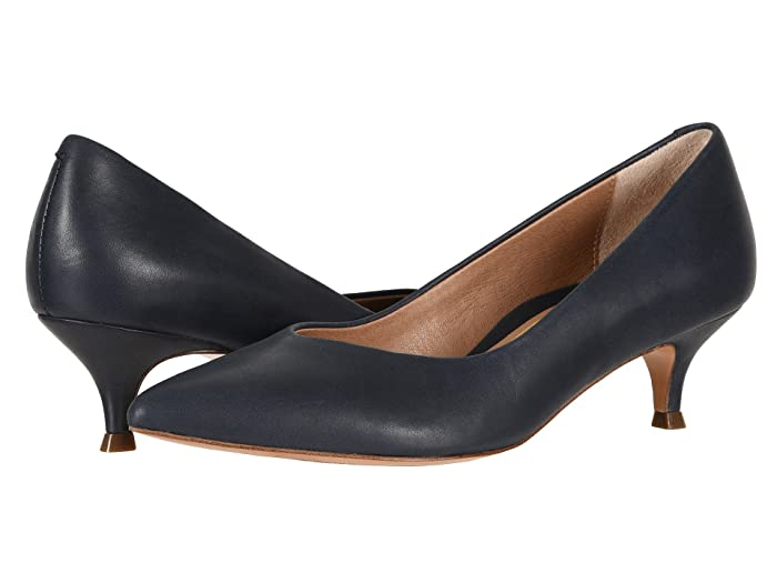 VIONIC  Josie (Navy) Womens 1-2 inch heel Shoes