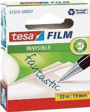 Tesa plakband onzichtbaar in verpakking 19 mm x 33 m