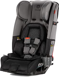 Diono 2019 Radian 3RXT All-in-One Convertible Car Seat, Dark Grey