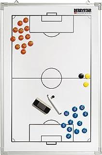 Derbystar taktiktavla Fussball