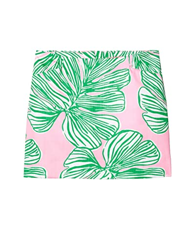 Lilly Pulitzer Marigold Skort (Mandevilla Baby Who Let The Fronds Out) Women