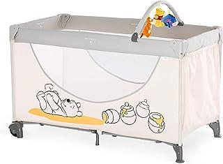 Blau Chiccot h/öhenverstellbar Ein Kinderreisebett mit einer Schlafmatratze mobil Reisepaket Hauck Kombireisebett Sleep Reisebettmatratze Fahrendes Bett Tragbar und faltbar