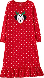 Girls' Fleece Gowns 377g139