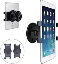 AboveTEK iPad Wall Mount, Swivel 360° Rotating Tablet Holder w/Two Brackets to Fit 6-13