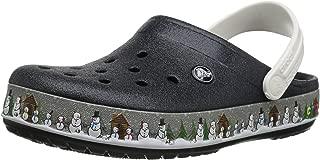 Crocs Mens Crocband Holiday Clog Crocband Holiday Clog