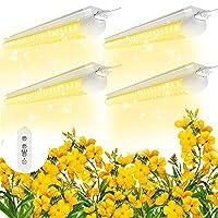 4-Pack SHOPLED T8 LED Grow Light 2-Ft Deals