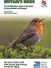 Britain's Birds: An Identification Guide to the Birds of Great Britain and Ireland Second Edition, fully revised and updat...