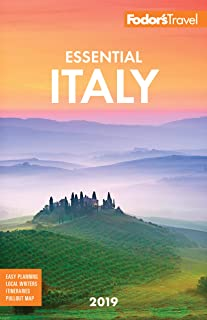 Fodor's Essential Italy 2019 (Full-color Travel Guide)