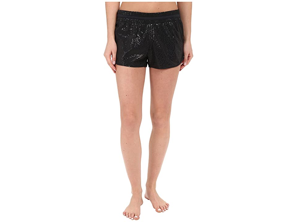 Lole Hanailei Boardshorts (Black Water Flow) Women