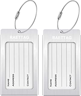 luggage tag identifier