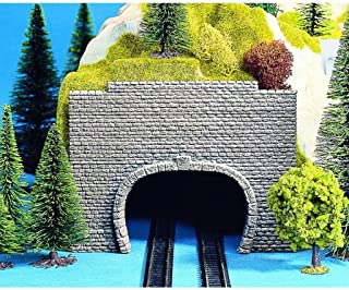 Noch 34800 Tunnel Ent Dbl N-G N Scale  Model Kit