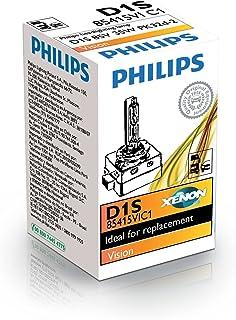 لمبة زينون فيجن D1S زينون اتش اي دي من فيليبس 85415VIC1 (عبوة واحدة)