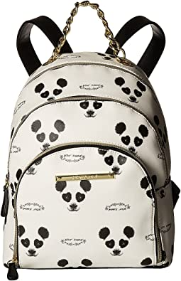 Triple Zip Backpack