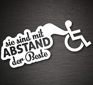 Suchergebnis Auf Für Rollstuhl Aufkleber Merchandiseprodukte Auto Motorrad