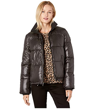 UGG Izzie Puffer Jacket Nylon (Black) Women