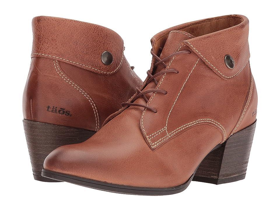 Taos Footwear Scribe (Cognac) Women