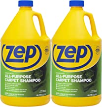 Zep All Purpose Carpet Shampoo ZUCEC128 (Formerly Called Carpet Extractor) (Pack of 2) Concentrated Pro Formula