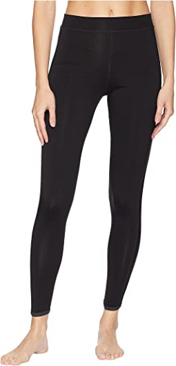 Side Stripe Ankle Leggings