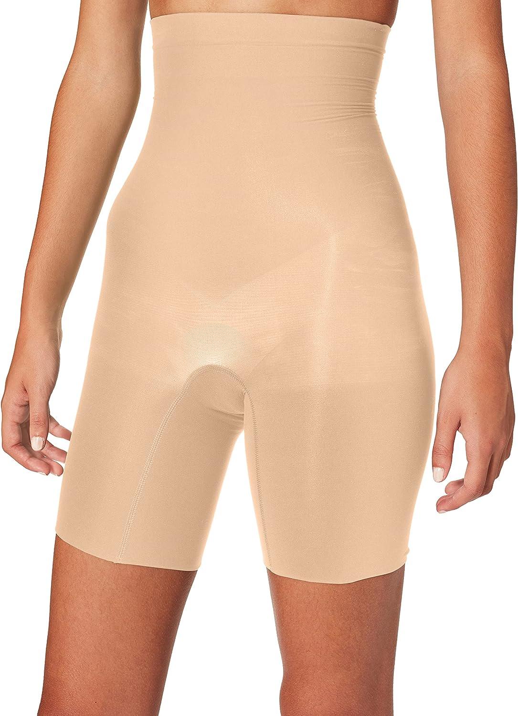 SPANX Shapewear for Women Tummy 5 ☆ popular Control High-Waisted Short Houston Mall Power