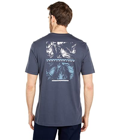 TravisMathew Expense It Tee (Blue Nights) Men