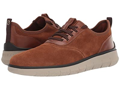 Cole Haan Generation Zerogrand Sneaker (Bourbon Suede) Men