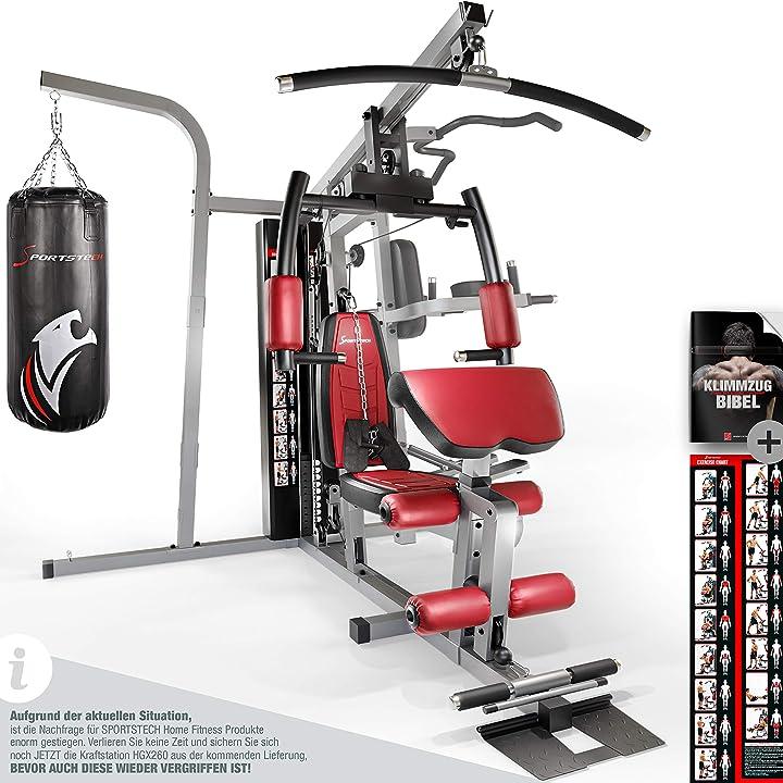 Palestra multifunzione sportstech 50in1 premium B084VLHTXH