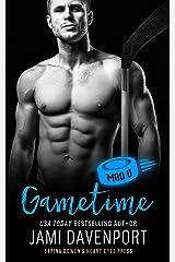 Gametime: A Moo U Hockey Romance Kindle Edition