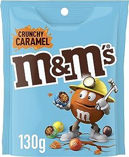 M&M's Crunchy Caramel 130g, 130 g