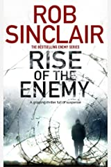 RISE OF THE ENEMY a gripping thriller full of suspense (Enemy series Book 2) Kindle Edition