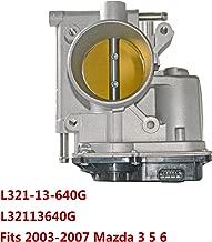 Throttle Body L321-13-640G L32113640G for Mazda 3 Mazda 5 Mazda6 2003-2007