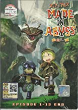 MADE IN ABYSS - COMPLETE ANIME TV SERIES DVD BOX SET (13 EPISODES)