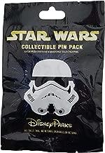 Disney Pin - Star Wars Stormtrooper Helmets Mystery Set