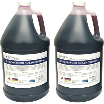 Boiler Rust Inhibitor - Wood Boiler Chemical - 2 Gallons - Treats 500 to 1,000 gallons of Fresh Water