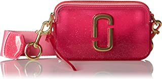 Marc Jacobs Women's The Jelly Glitter Snapshot Camera Bag