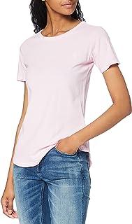 G-STAR RAW Mysid Slim Recycled Dye T-Shirt Femme