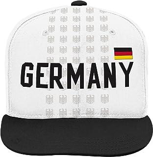 World Cup Soccer Mens Jersey Hook Flag Snapback Hat