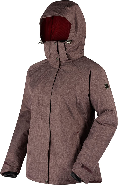Regatta Womens Ladies Highside II Waterproof Hooded Jacket