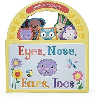 Eyes, Nose, Ears, Toes: Peek-a-boo You (Peek-A-Boo Handle)