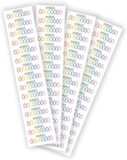Best planner stickers water Reviews