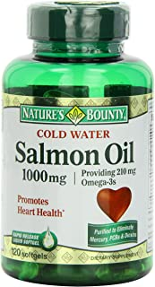 Nature's Bounty Salmon Oil, 1000 mg