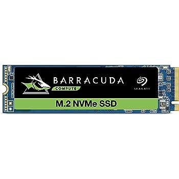 Seagate BarraCuda 510, 256GB, SSD, Unidad de estado sólido interna ...