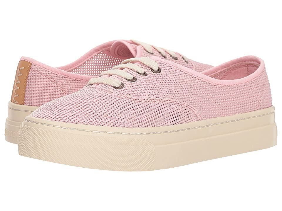 Soludos Platform Mesh Sneaker (Blossom Pink) Women