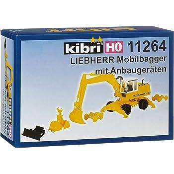 Kibri 16312 ATLAS Zweiwege Bagger H0 Bausatz