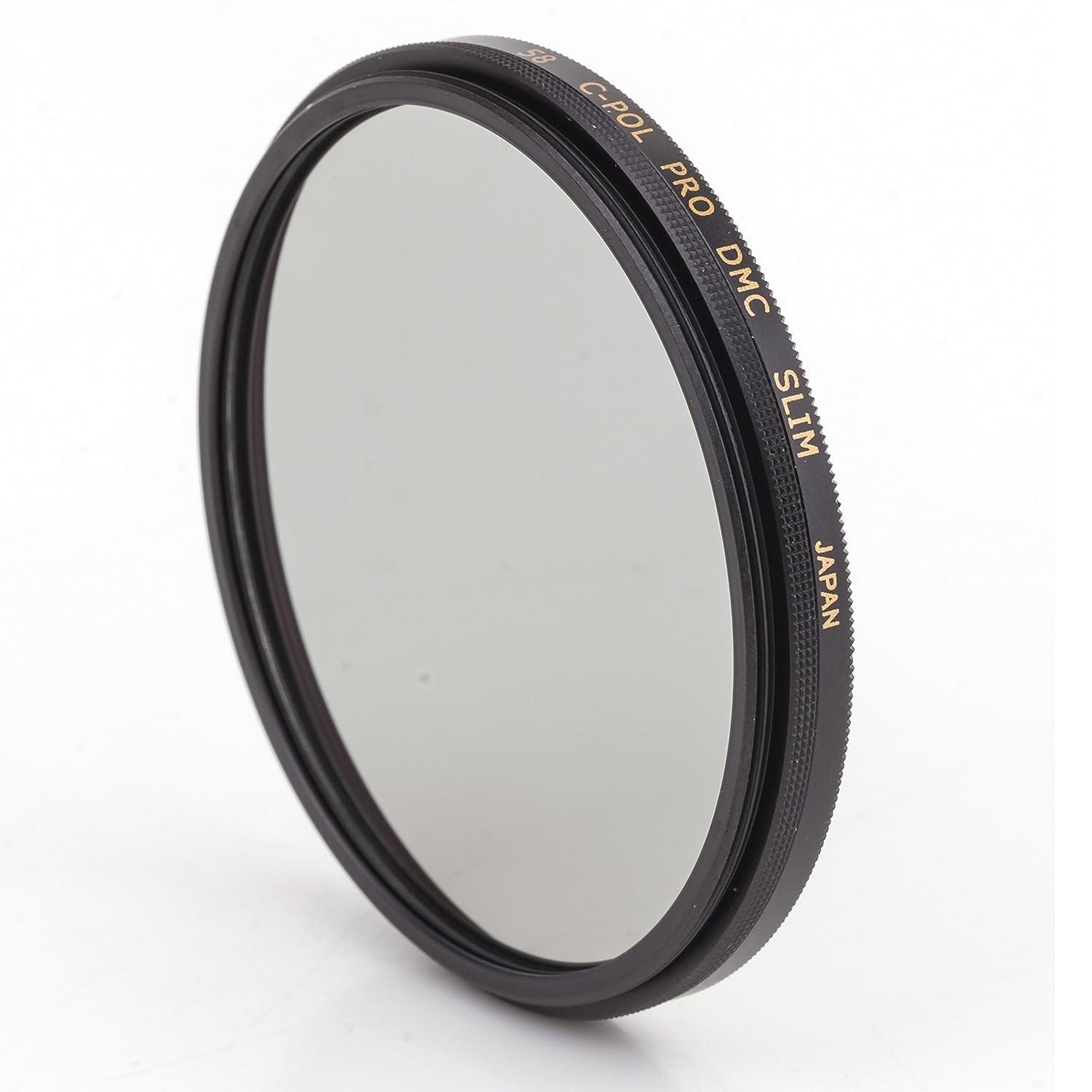 Pixco 82 mm Multi-Coating Circular-Polarizing Camera Filter/C-POL PRO DMC Slim MC CPL Filter